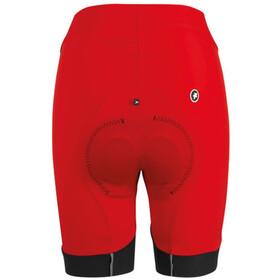 assos Uma GT Half Shorts Dame national red